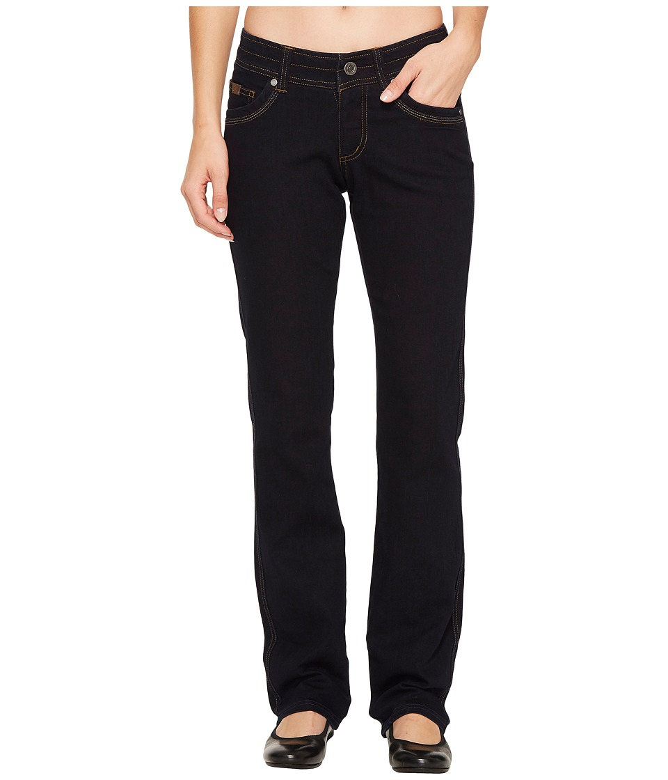 KUHL - Danzr Straight Jeans (Midnight) Women's Jeans