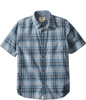 Vans Kids - Hollington Short Sleeve Woven Shirt (Big Kids)