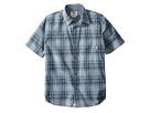 Hollington Short Sleeve Woven Shirt (Big Kids)