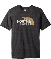 The North Face Kids - Short Sleeve Tri-Blend Half Dome Tee (Little Kids/Big Kids)