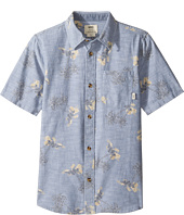 Vans Kids - Salado Short Sleeve Woven Shirt (Big Kids)