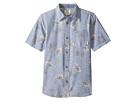 Vans Kids - Salado Short Sleeve Woven Shirt (Big Kids)