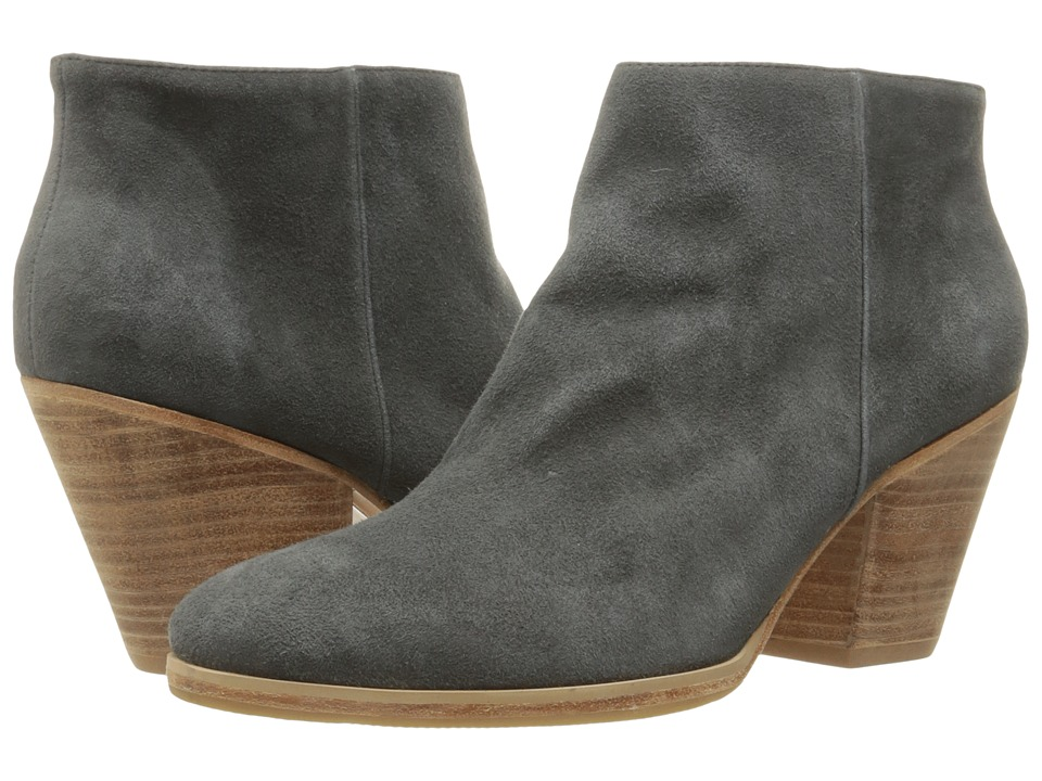 Rachel Comey Mars (Chinchilla Suede) Women's Dress Boots
