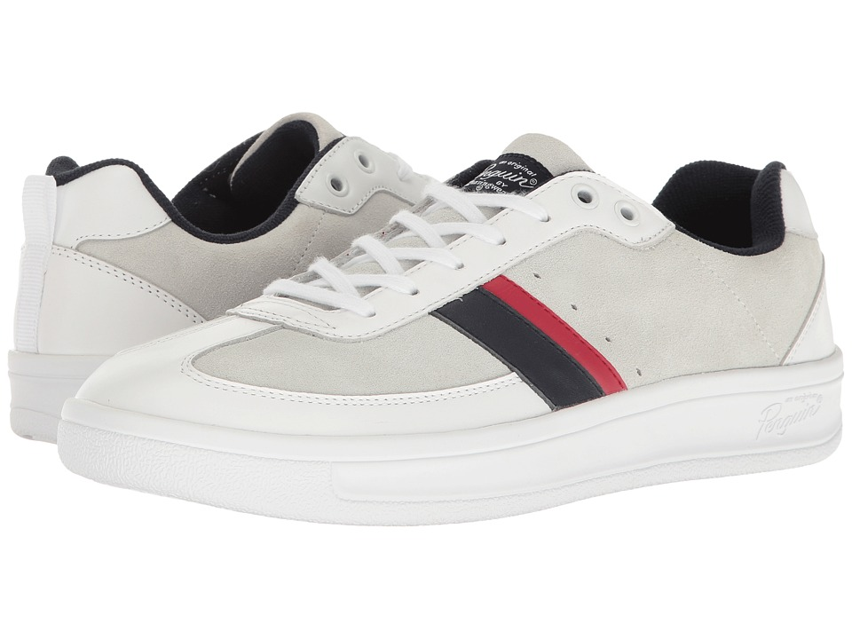Original Penguin Braiden (White/Navy/Red) Men