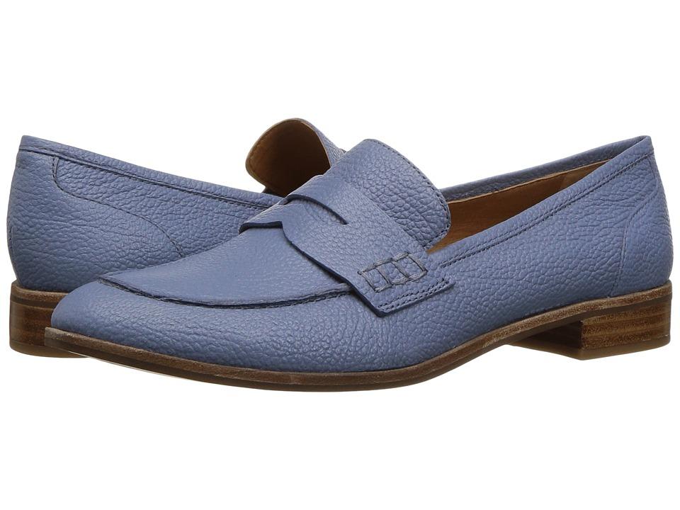 Franco Sarto Jolette (Summer Blue Lama Tumble Leather) Women