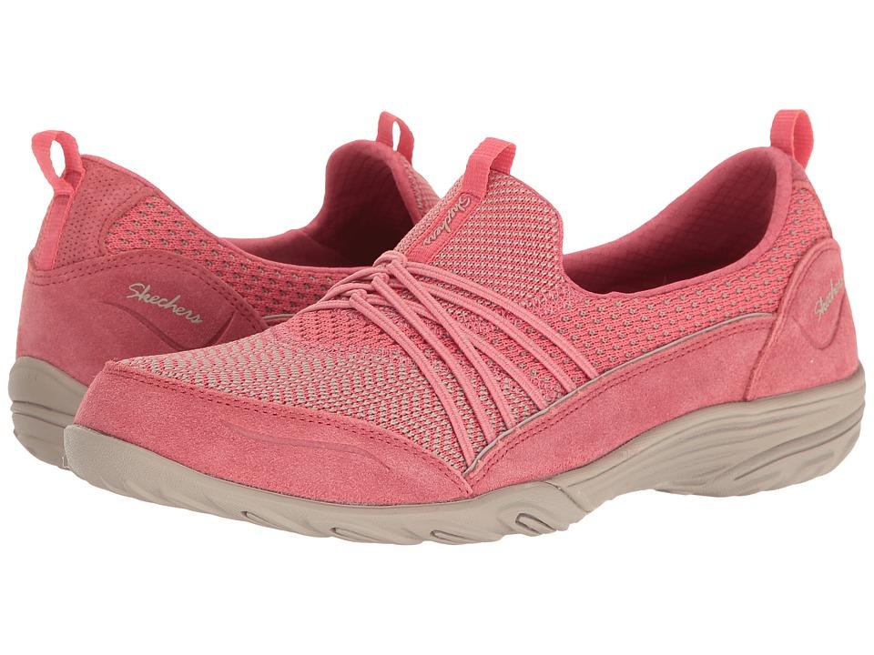Skechers Empress (Coral) Women's Shoes