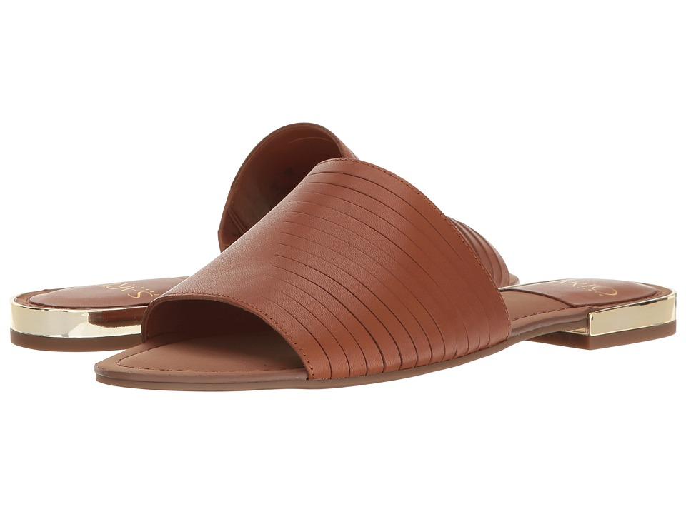 Franco Sarto Amani (New Tan Vachetta Leather) Women