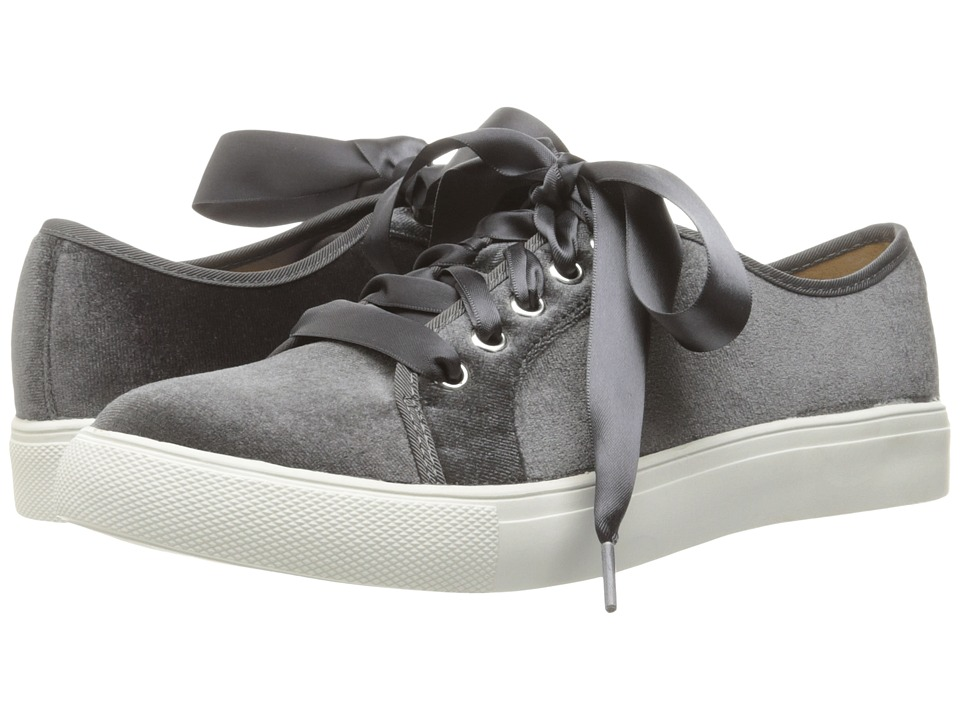 Dirty Laundry Fillmore Velvet Sneaker (Smoke Rich Velvet) Women