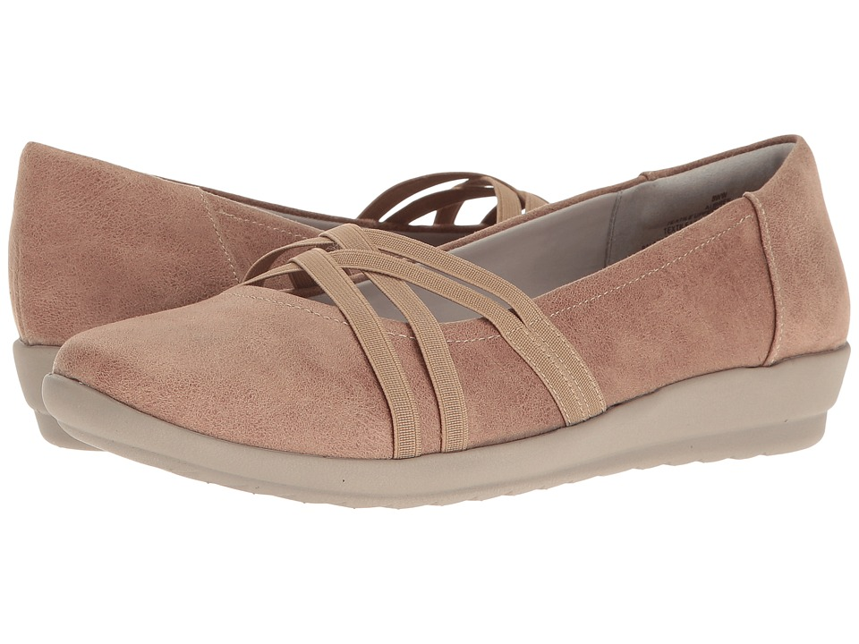 Easy Spirit Aubree (Taupe Fabric) Women