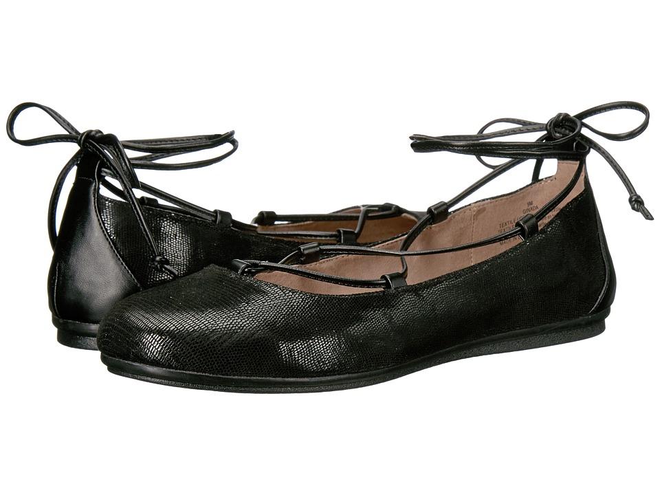 Easy Spirit Ginada (Black/Black Fabric) Women
