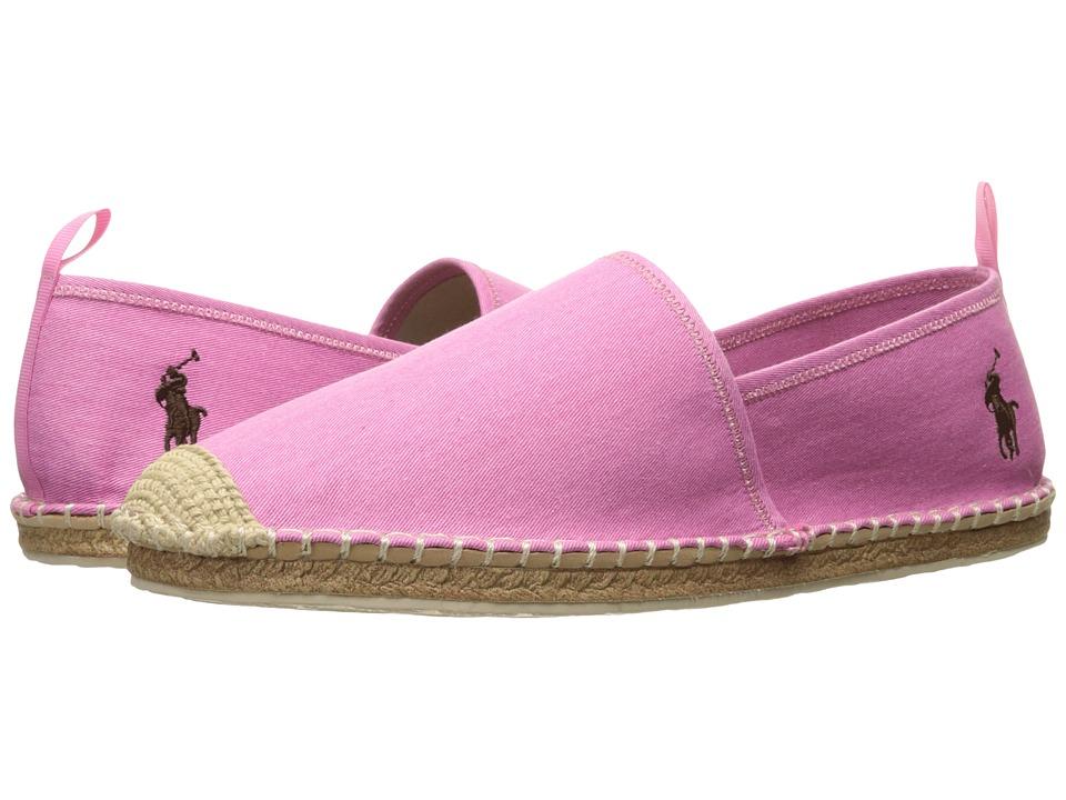 Polo Ralph Lauren Barron (Maui Pink Washed Twill) Men