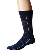 Lacoste - Window Pane Sock