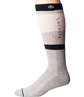 Lacoste - Sport Sock w/ Stripes - Long