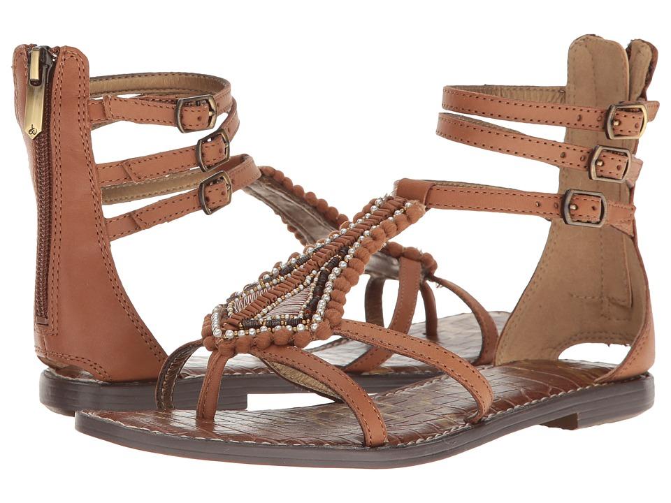 Sam Edelman - Garner (Saddle Leather with Beading) Womens Shoes