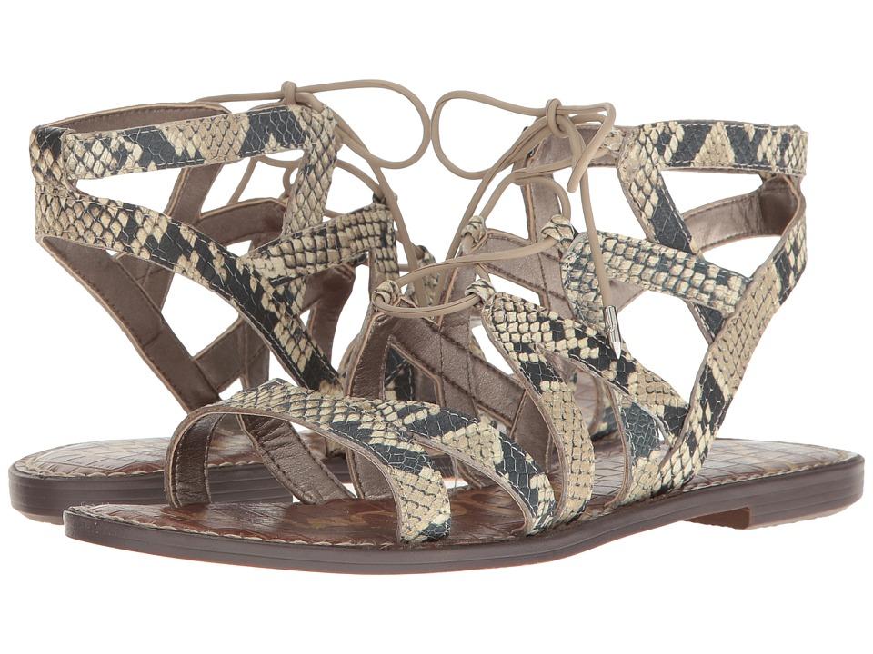 Sam Edelman Gemma (Roccia Baja Snake Leather) Women
