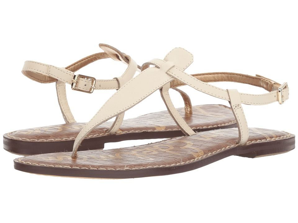 Sam Edelman Gigi (Modern Ivory Leather) Sandals