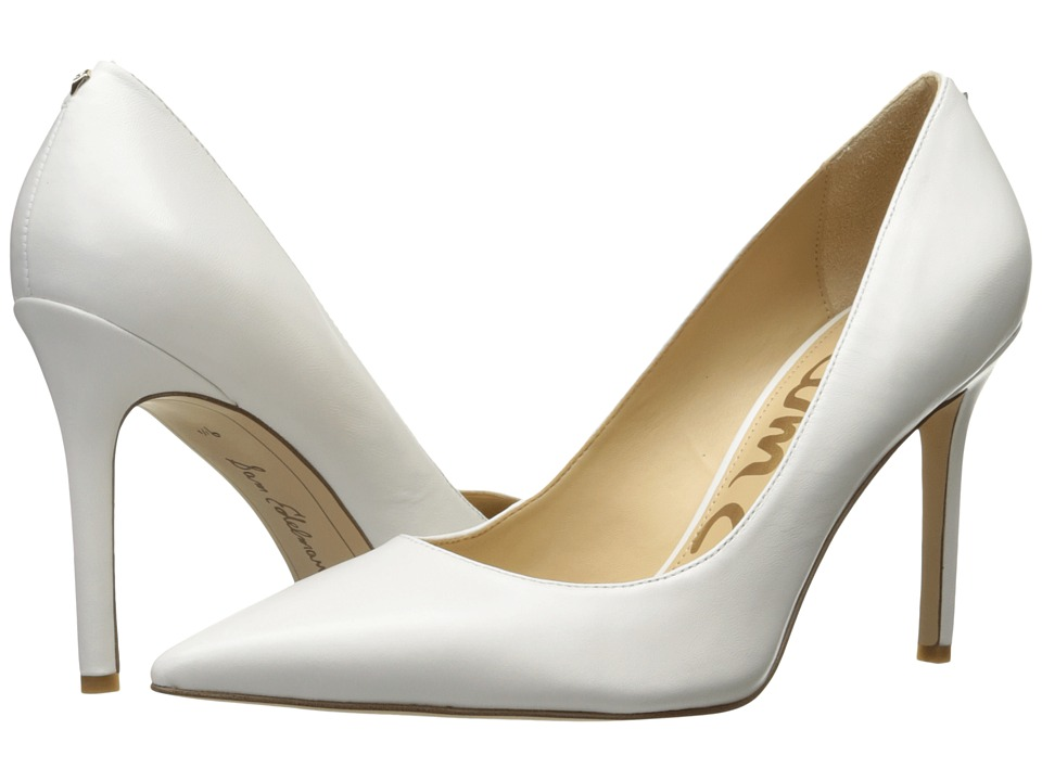 Sam Edelman Hazel (Bright White Dress Nappa Leather) Women's Shoes