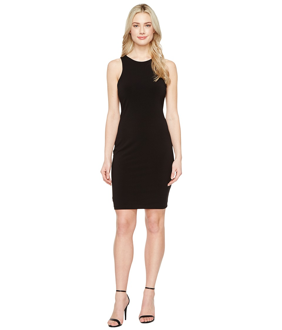 Karen Kane Travel Jersey Dress (Black) Women