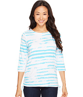 FDJ French Dressing Jeans - Cloud Stripe Top