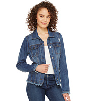 FDJ French Dressing Jeans - Frayed Denim Jacket