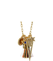 Rebecca Minkoff - Traveler Charm Necklace