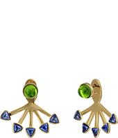 Rebecca Minkoff - Fan Ear Jacket Earrings
