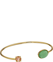 Rebecca Minkoff - Pearl and Crystal Baby Cuff Bracelet