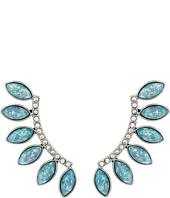 Rebecca Minkoff - Opal Fan Drop Stud Earrings