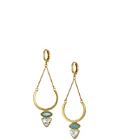 Rebecca Minkoff - Airy Opal Chandelier Earrings
