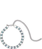 Rebecca Minkoff - Opal Illusions Choker Necklace