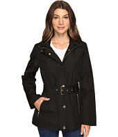 MICHAEL Michael Kors - Belted Snap Front Jacket M322119R74