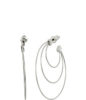 Rebecca Minkoff - Small Statement Triple Hoop Earrings