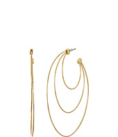 Rebecca Minkoff - Large Statement Triple Hoop Earrings