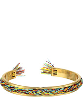 Rebecca Minkoff - Braided Cuff Bracelet