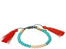 Rebecca Minkoff - Tropics Tassel Pulley Bracelet
