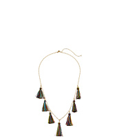 Rebecca Minkoff - Kaleidoscope Tassel Layering Necklace