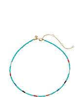 Rebecca Minkoff - Seed Bead Choker Necklace
