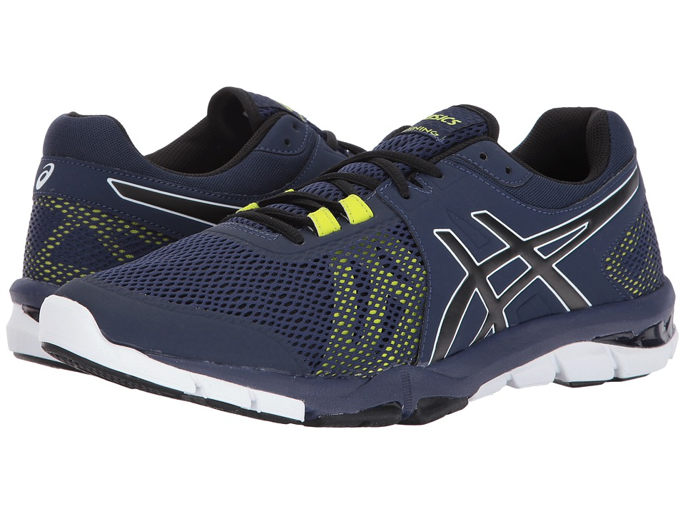 ASICS - Gel-Craze TR 4 (Peacoat/Black/White) Mens Cross Training Shoes