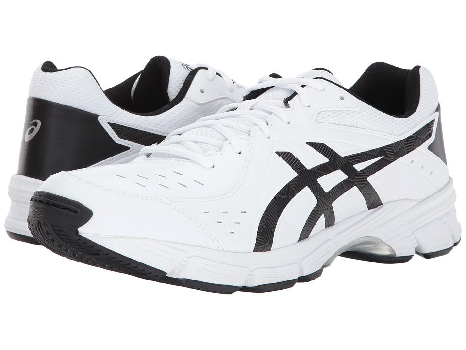 ASICS - Gel-195 TR (White/Black/Silver) Mens Running Shoes