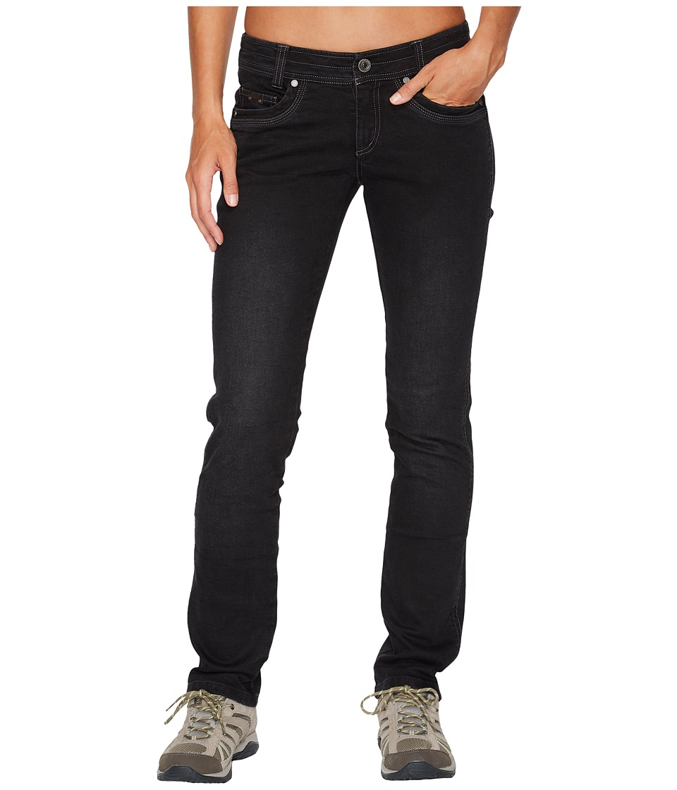 KUHL - Thermik Jeans (Black) Women's Jeans