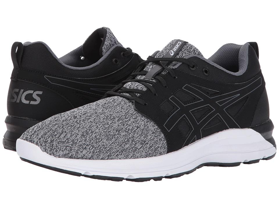 ASICS - GEL-Torrance (Mid Grey/Black/Carbon) Mens Running Shoes