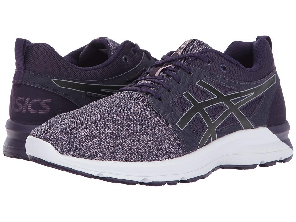 ASICS - GEL-Torrance (Mysterioso/Black/Aluminum) Womens Running Shoes
