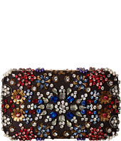 Alice + Olivia - Embellished Crystal Snowflake Large Clutch