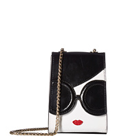Alice + Olivia - Stace Face Phone Shoulder Bag