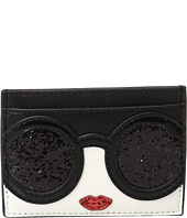 Alice + Olivia - Stace Face Glitter Card Case