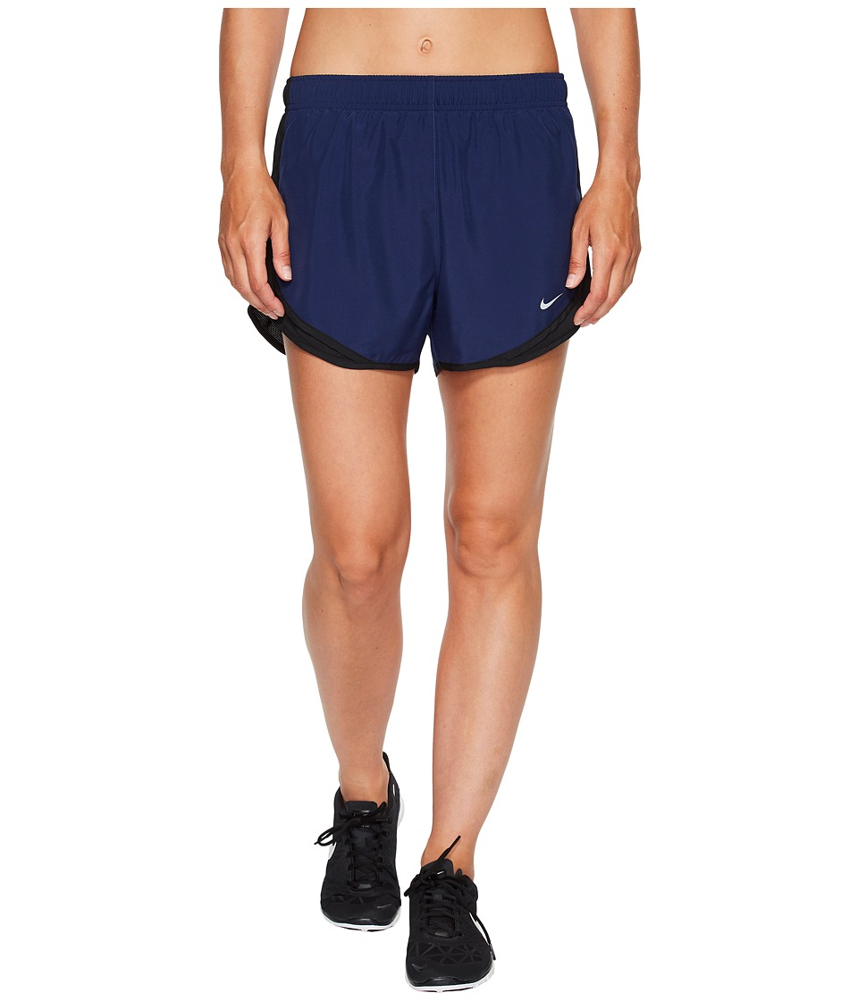 Nike Dry Tempo Short (Binary Blue/Black/Black/Wolf Grey) Women