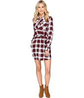 Brigitte Bailey - Baron Plaid Shirtdress