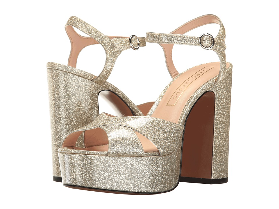 Marc Jacobs Lust Platform Sandal (Diamond) Women