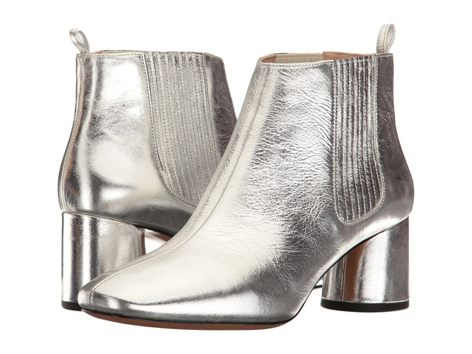 Marc Jacobs - Rocket Chelsea Boot (Silver) Women's Boots