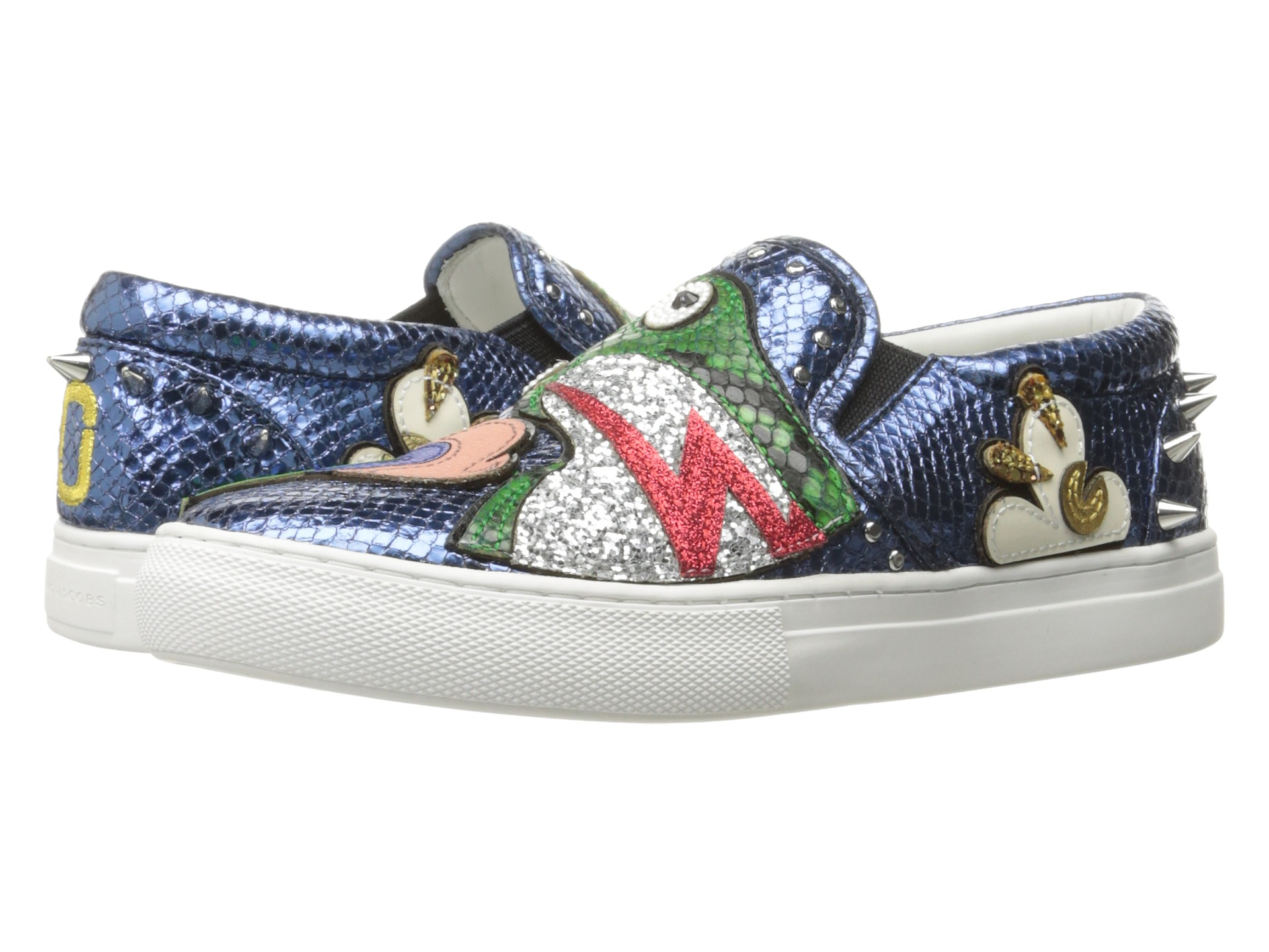 Roller skate shoes size 10 - View More Like This Marc Jacobs Mercer Frog Skate Sneaker